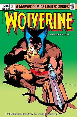Wolverine (1982) #4 (of 4)