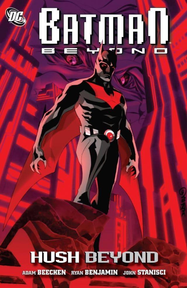 Batman Beyond (2010): Hush Beyond