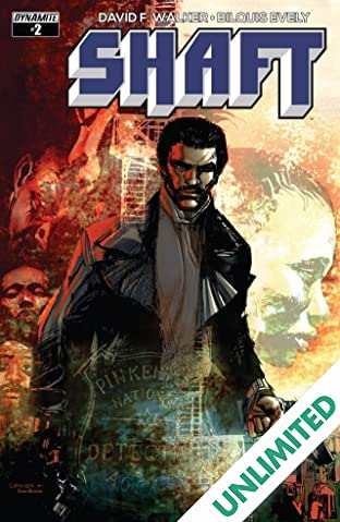 Shaft #2: Digital Exclusive Edition