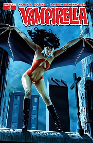 Vampirella (2014-2015) #8: Digital Exclusive Edition