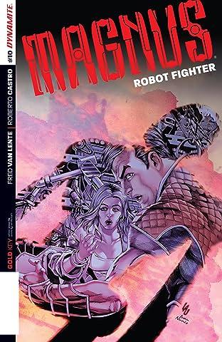 Magnus: Robot Fighter #10: Digital Exclusive Edition