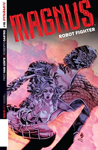 Magnus: Robot Fighter #10: Digital Exclusive Edition