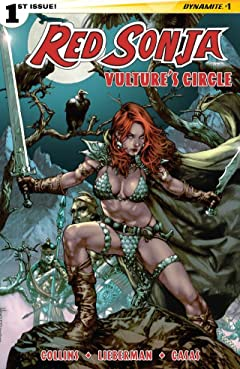 Red Sonja: Vulture's Circle #1: Digital Exclusive Edition