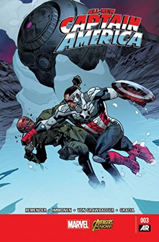 All-New Captain America (2014-2015) No.3