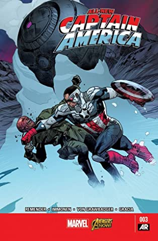 All-New Captain America (2014-2015) #3