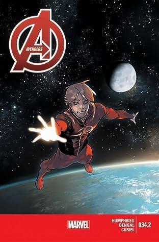 Avengers (2012-2015) No.34.2
