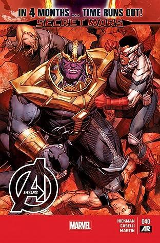 Avengers (2012-2015) No.40