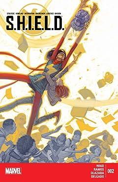 S.H.I.E.L.D. (2014-2015) #2