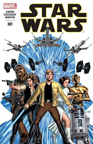 Star Wars (2015-) No.1