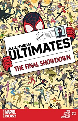 All-New Ultimates (2014-2015) #12