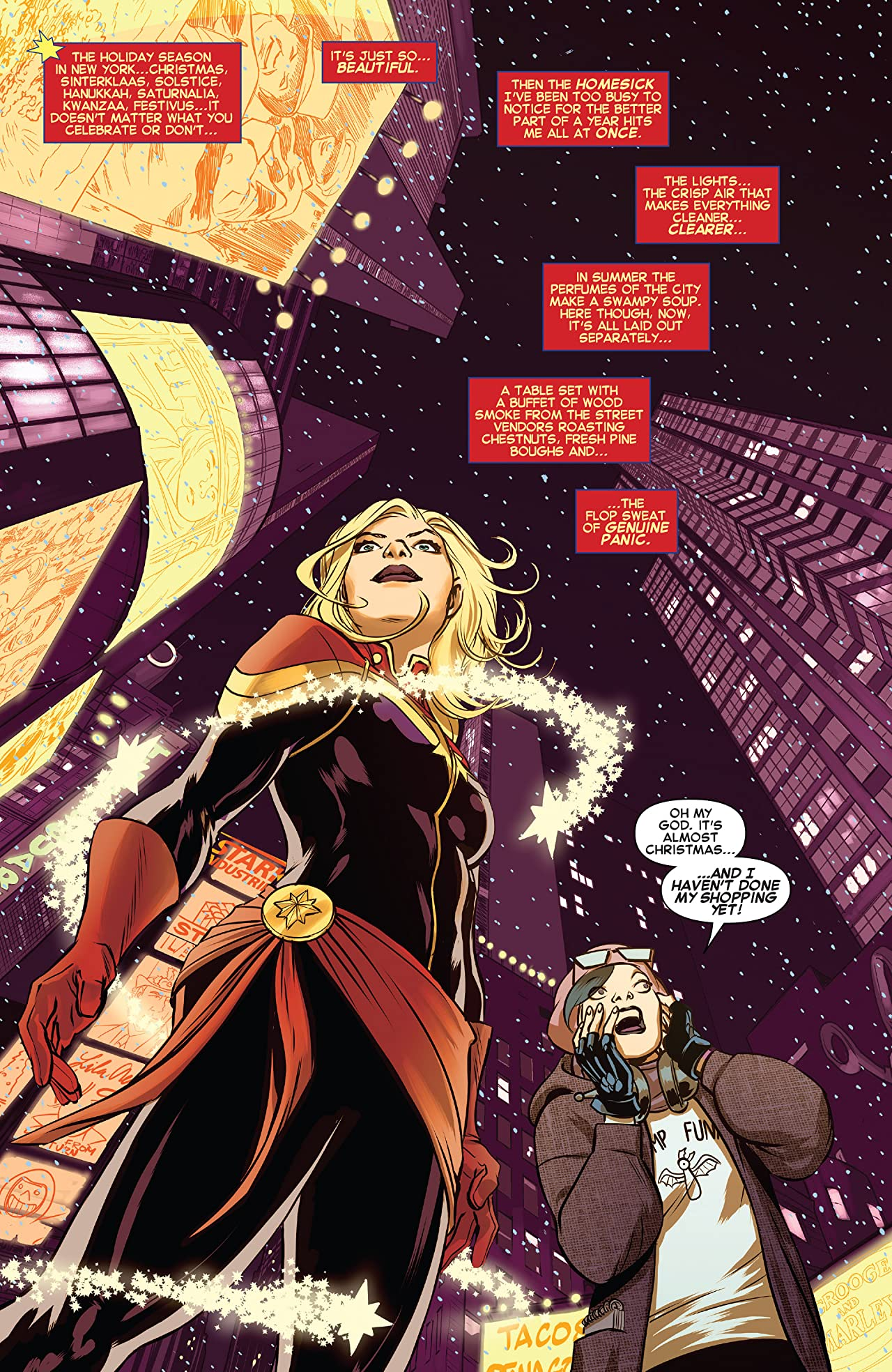 Captain Marvel (2014-2015) #11