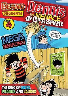 The Beano presents Dennis the Menace and Gnasher #4: Mega Menacing