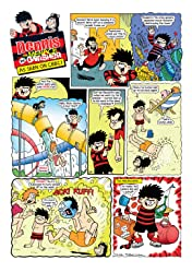 The Beano presents Dennis the Menace and Gnasher No.5: Thumbs Up For Menacing