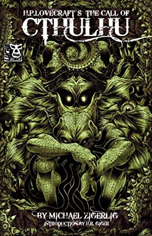 H.P. Lovecraft's The Call of Cthulhu Vol. 1