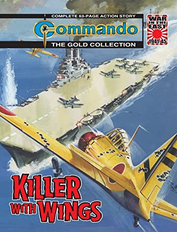 Commando #4748: Killer with Wings