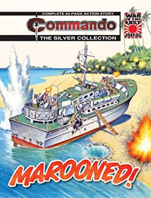 Commando #4738: Marooned!