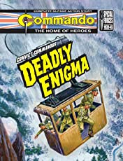 Commando #4735: Convict Commandos - Deadly Enigmas