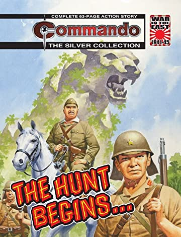 Commando #4734: The Hunt Begins...