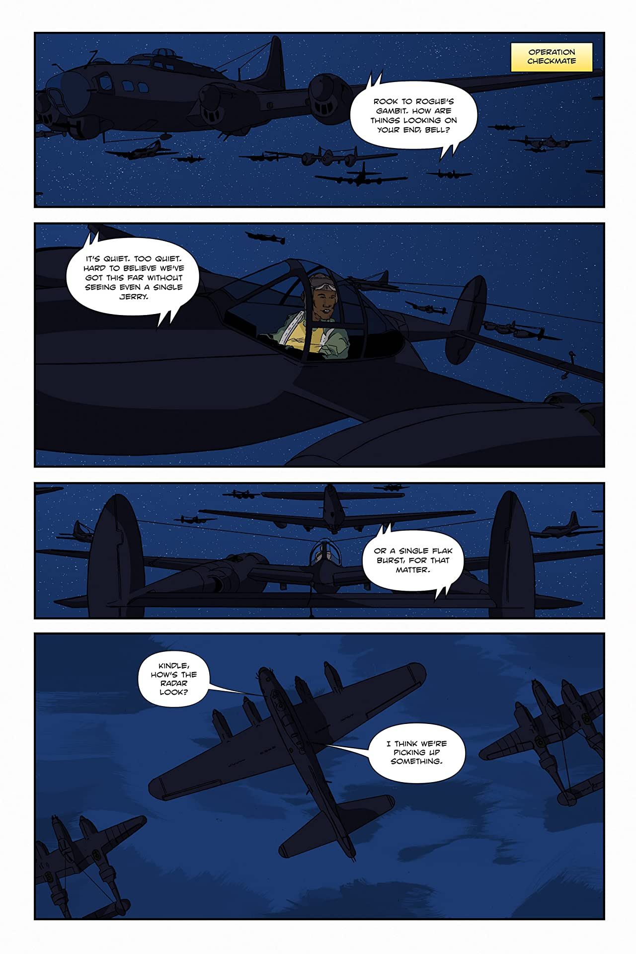 Flying Fortress #3
