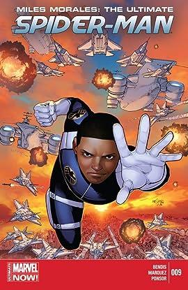 Miles Morales: Ultimate Spider-Man (2014-2015) #9