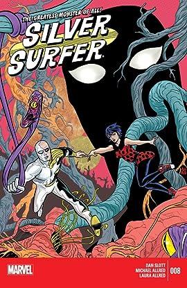 Silver Surfer (2014-2015) #8