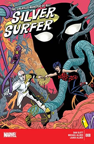 Silver Surfer (2014-2015) #8