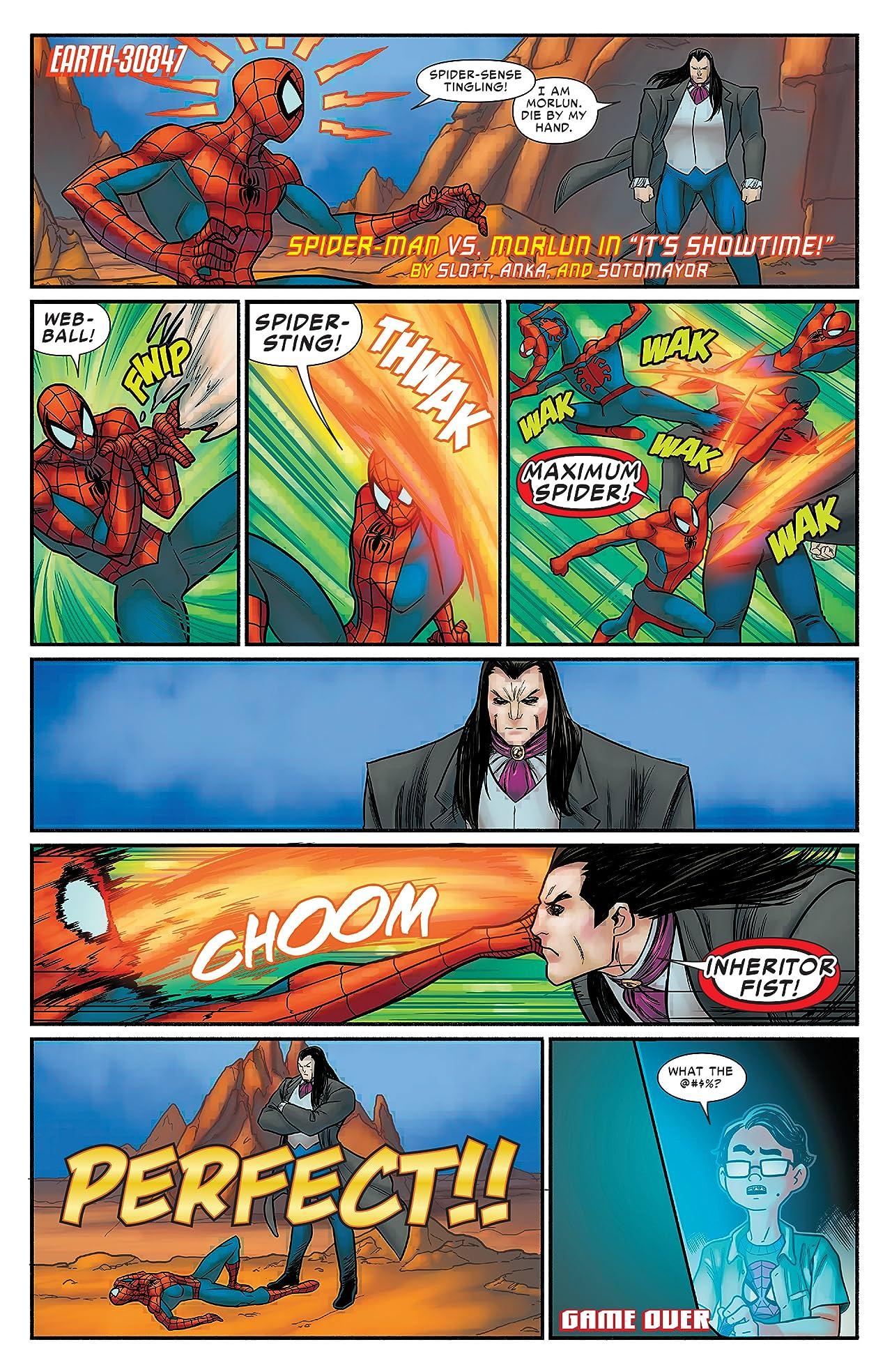 Spider-Verse (2014) #2 (of 2)