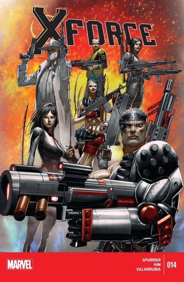 X-Force (2014-2015) #14
