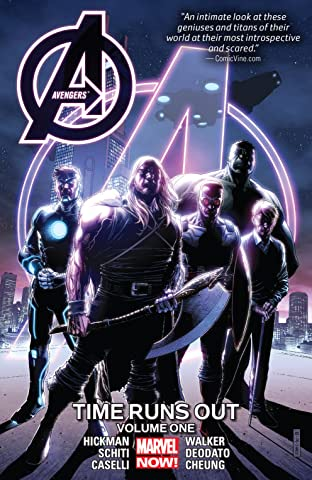 Avengers: Time Runs Out Tome 1