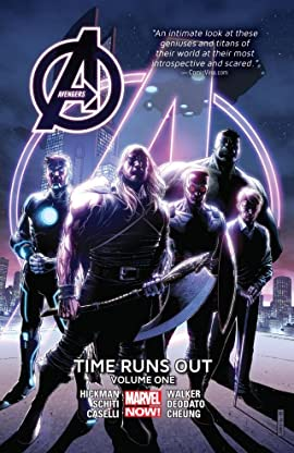 Avengers: Time Runs Out Vol. 1