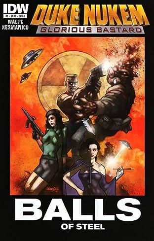 Duke Nukem: Glorious Bastard #1