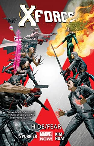 X-Force Tome 2: Hide/Fear