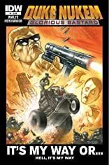 Duke Nukem: Glorious Bastard #4
