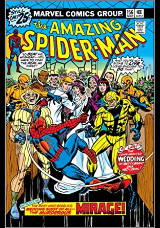 Amazing Spider-Man (1963-1998) #156