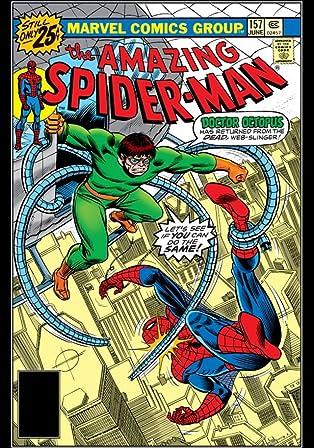 Amazing Spider-Man (1963-1998) #157