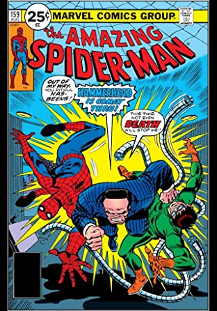 Amazing Spider-Man (1963-1998) #159