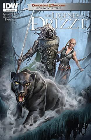 Dungeons & Dragons: Drizzt #3 (of 5)