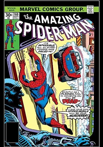 Amazing Spider-Man (1963-1998) #160