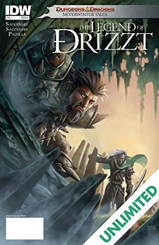 Dungeons & Dragons: Drizzt #4 (of 5)