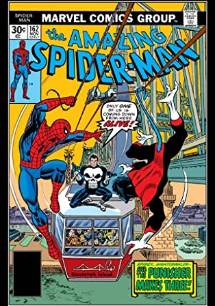Amazing Spider-Man (1963-1998) #162