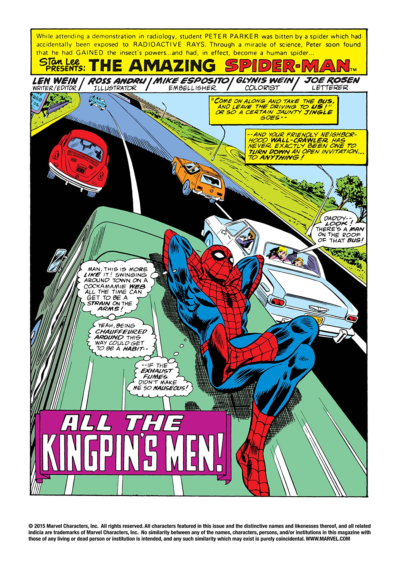 Amazing Spider-Man (1963-1998) #163