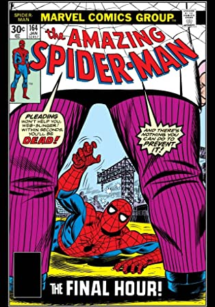 Amazing Spider-Man (1963-1998) #164