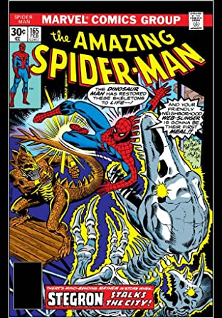 Amazing Spider-Man (1963-1998) #165