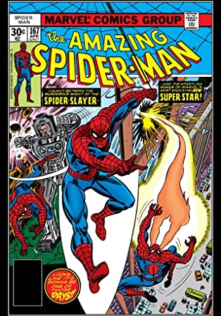 Amazing Spider-Man (1963-1998) #167