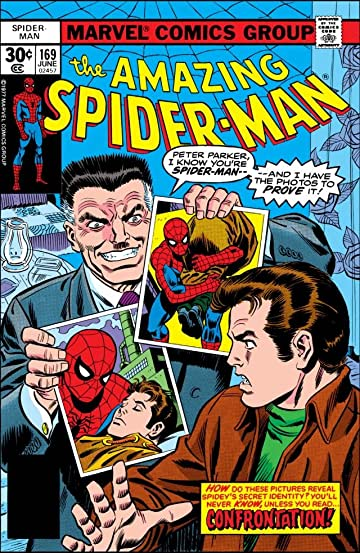 Amazing Spider-Man (1963-1998) #169