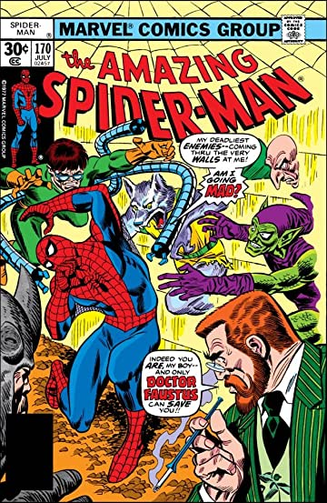 Amazing Spider-Man (1963-1998) #170