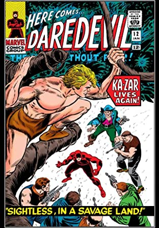Daredevil (1964-1998) No.12