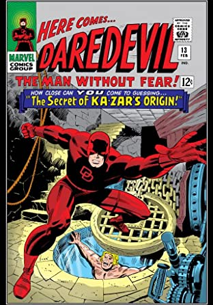 Daredevil (1964-1998) No.13