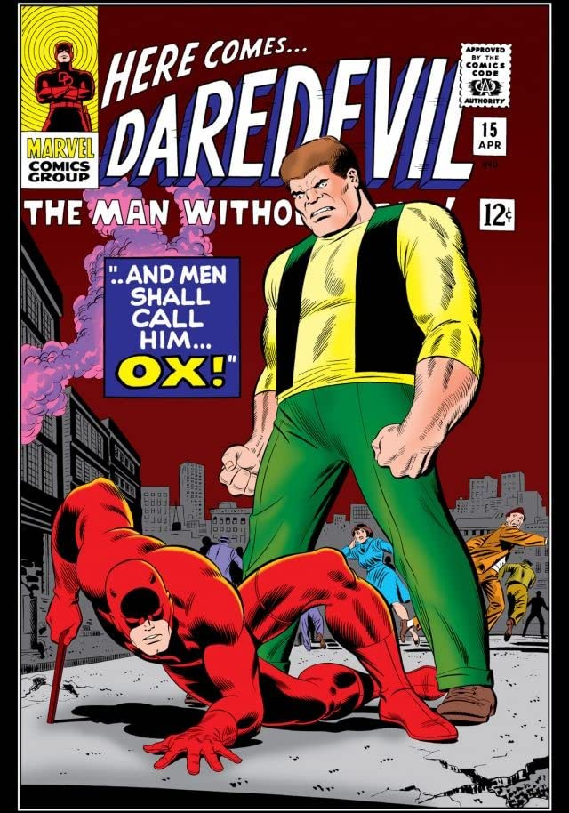 Daredevil (1964-1998) No.15