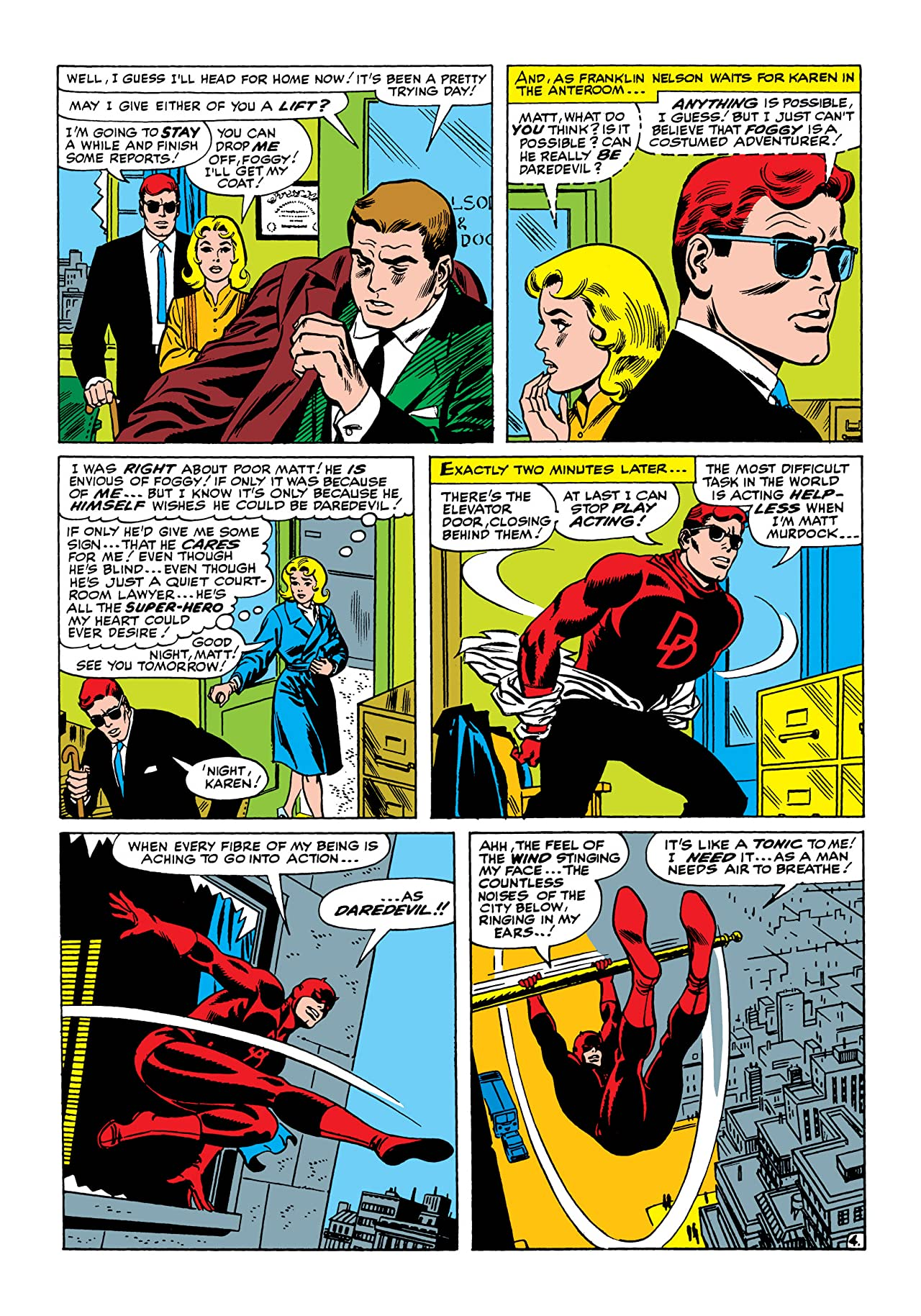 Daredevil (1964-1998) No.17